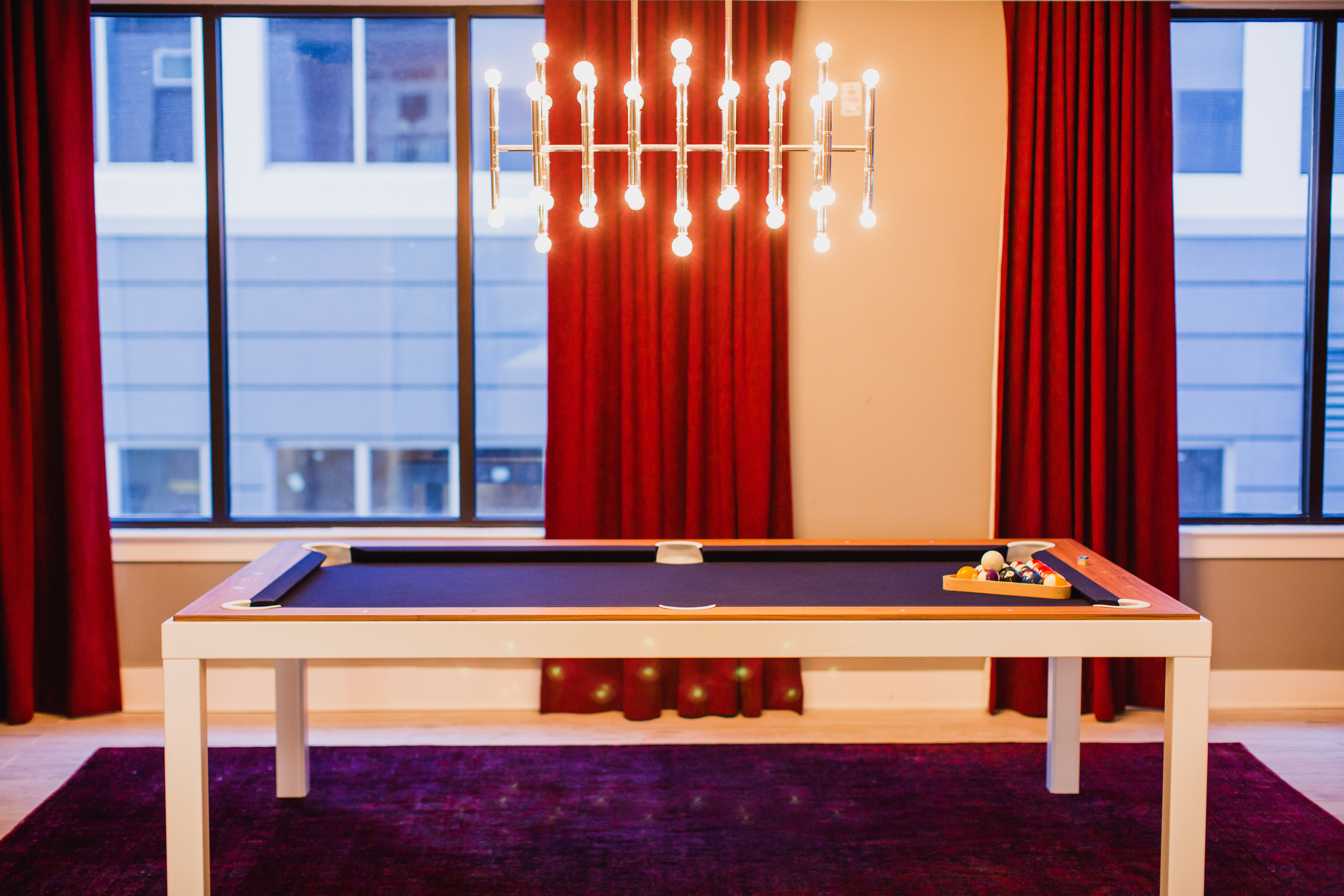 Spotlight On Raleigh The Dartmouth North Hills Apartment Complex - Move my pool table
